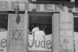 Jews May Not Bathe in Wannsee, Nazi Order