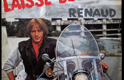 Renaud - laisse béton / je suis un bande de jeunes - 1977