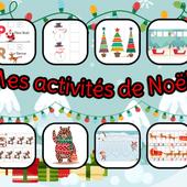 Activités Noël 2017