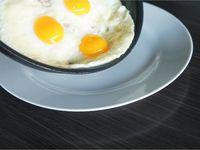 Oeufs au jambon pour Chouchou