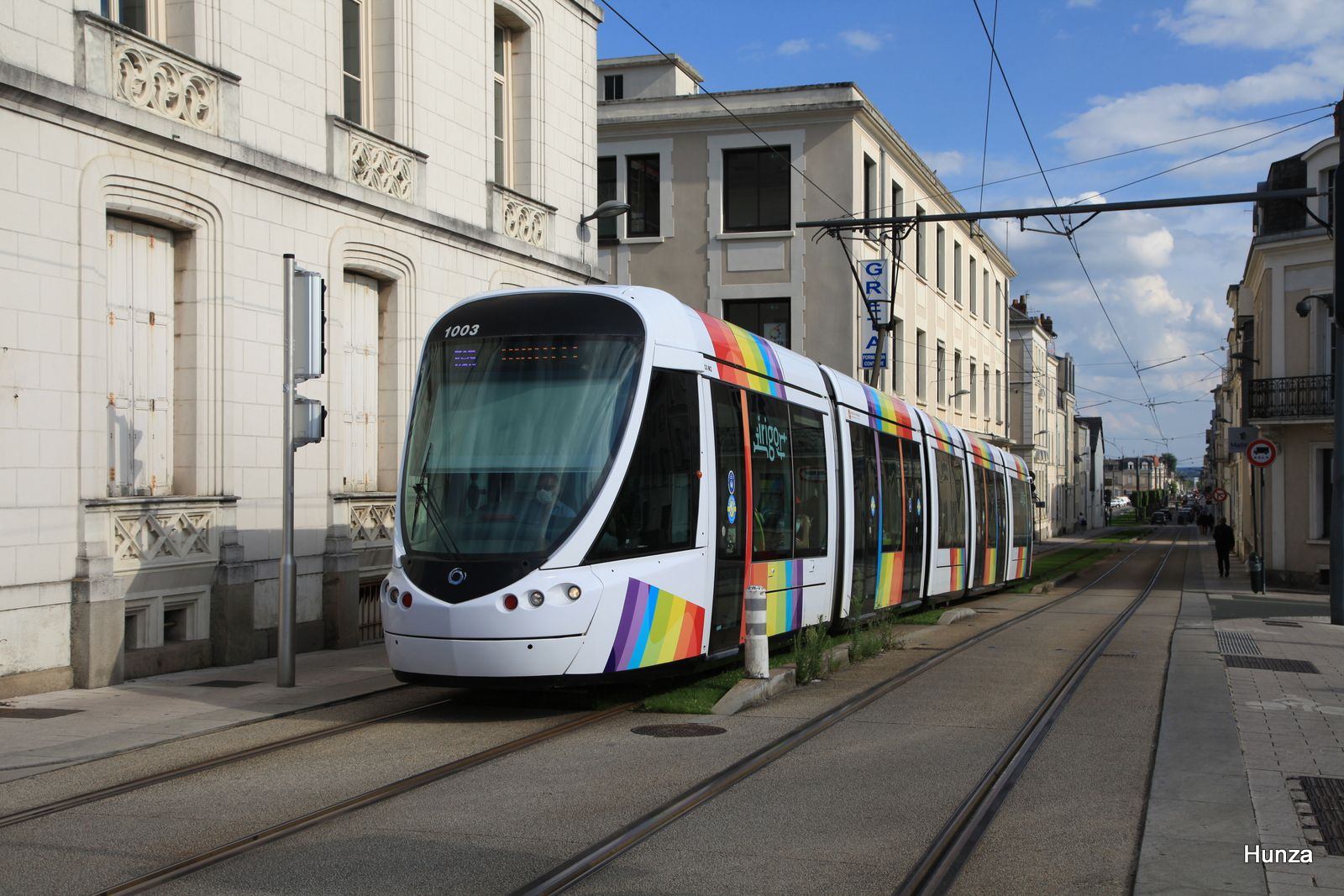 Tramway d'Angers
