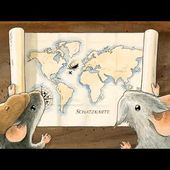 """""""Edison: The Mystery of the Missing Mouse Treasure"""" by Torben Kuhlmann"""