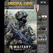 PREPA OPS (La brigade Franco-Allemande se prépare avant projection) - Model-Miniature