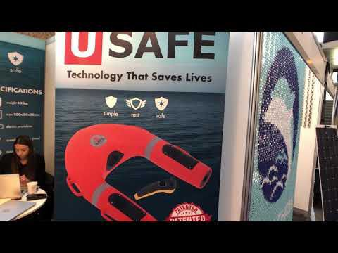 VIDEO - U Safe, overall winner of the Dame Awards 2019