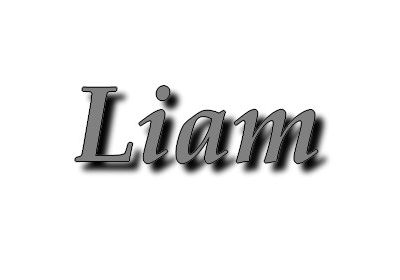 Liam   anglais, français