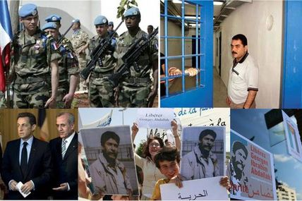 Georges Abdallah, combattant libanais, toujours emprisonné en France