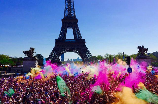 The Color Run 2015 : la course la plus décalée de France