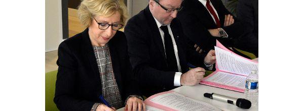 L'ONERA et l'IRT Saint Exupéry renforcent leur collaboration