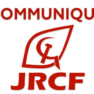 COMMUNIQUÉ JRCF