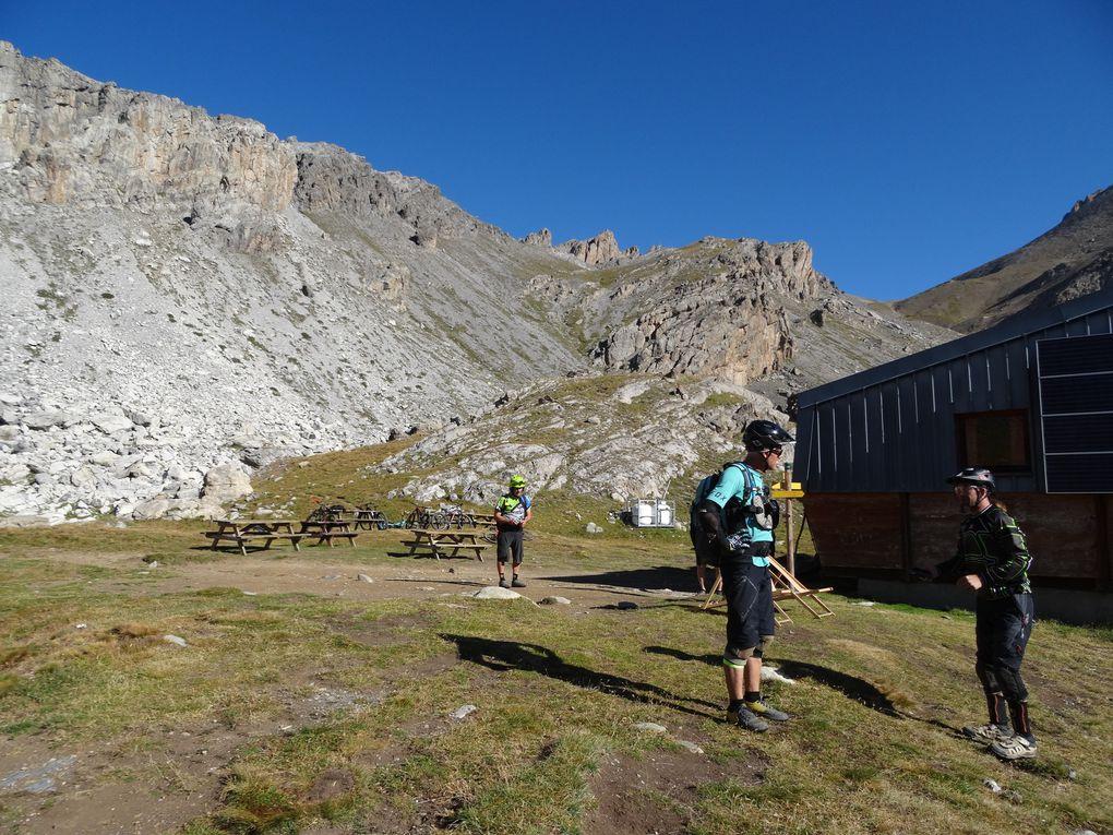 A la conquête de la Tête de la Fréma (3145 m d'altitude) dans l'Ubaye avec la Spadtribu (Août 2021)