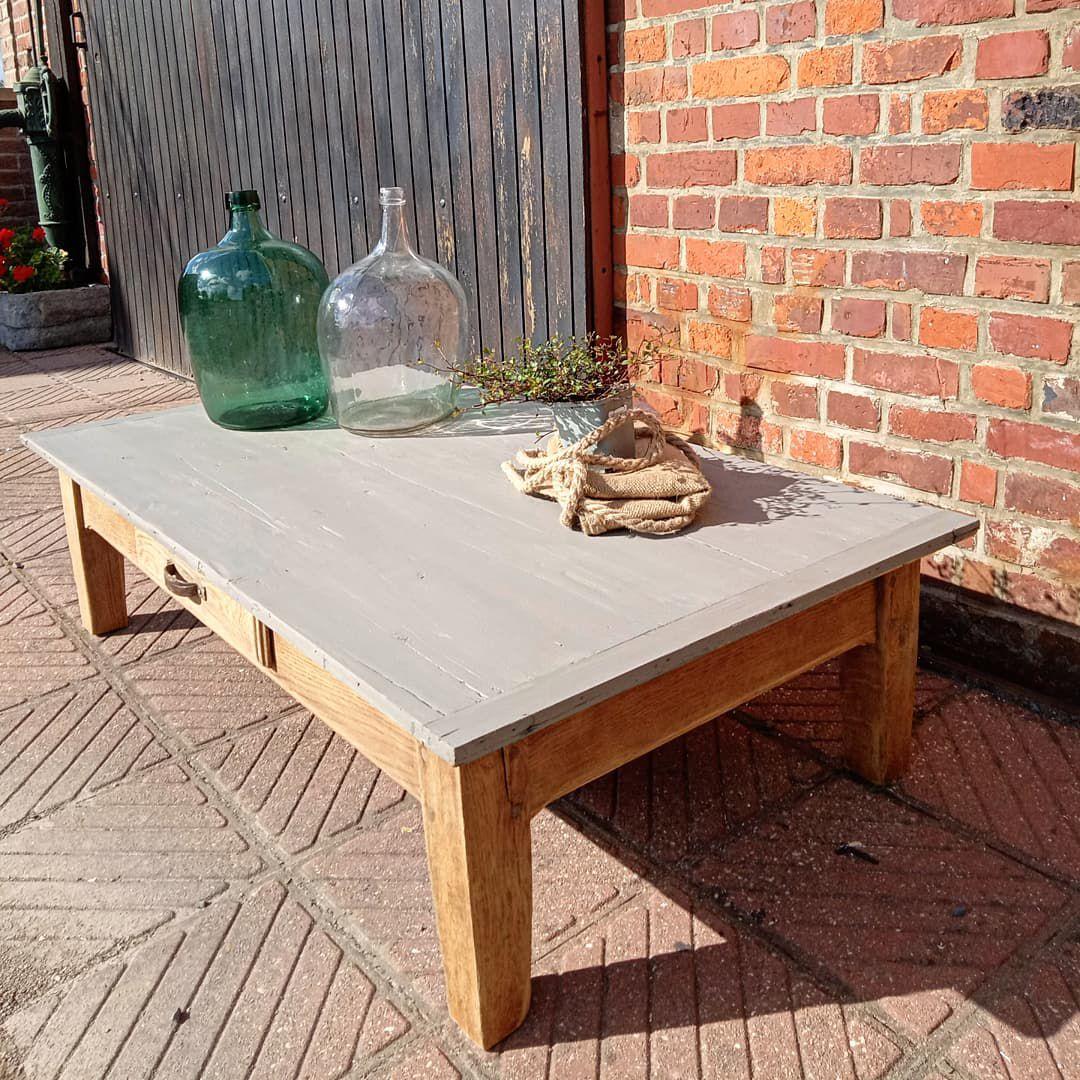 TABLE BASSE EN BOIS  vendue