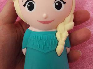 Veilleuse Elsa