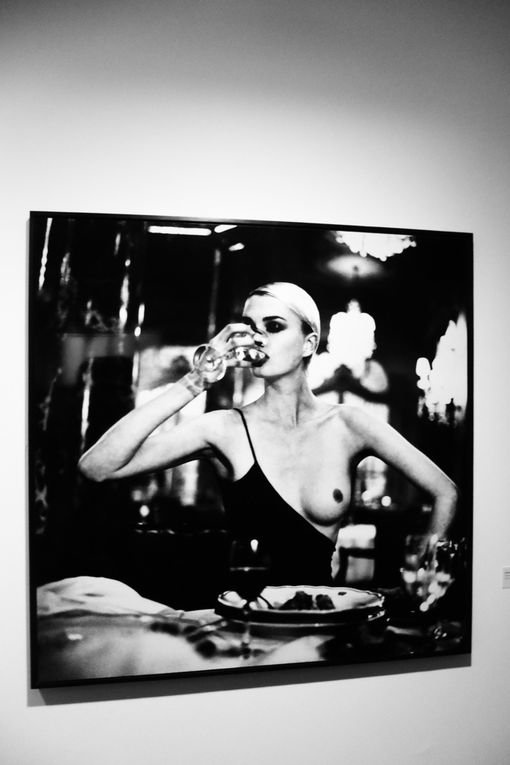 """Helmut Newton """"Paloma Picasso"""" (1983), """"American Vogue"""" (1986), """"Men's fashion"""" (1995), """"Womand being filmed"""" (1989)"""