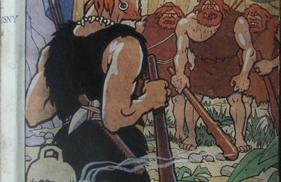 """J.-H. Rosny aîné """"La Guerre du Feu"""" (Nelson - 1936) [Type O.]"""