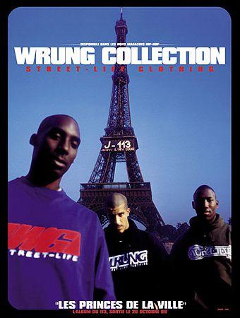 113 (Rim'K, AP et Mokobé) - Wrung - le rap c'était mieux avant