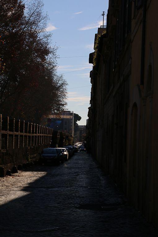 Le quartier de Trastevere