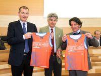 Alcuni momenti della Conferenza stampa di presentazione della Treviso Marathon 2015 (18 febbraio 2015)