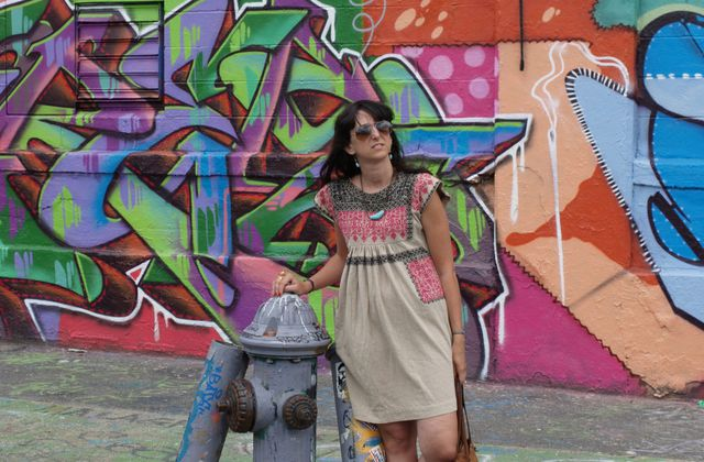 Graffitis couture