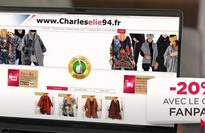 Les pires pub : Charleselie94, le rendez-vous du kitsch sur Internet