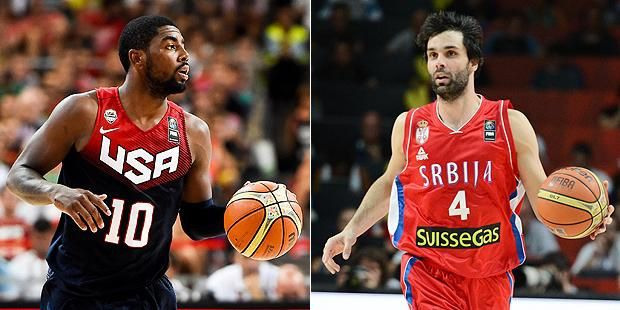 CM: USA - Serbie, une finale indécise?