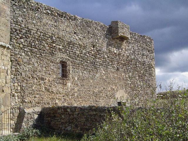Diaporama prieuré fortifié de Marcevol à Arboussols