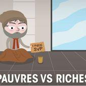 """"""" Combien les pauvres devraient-ils laisser aux riches ? """" Ils répondent avec brio à la question."""