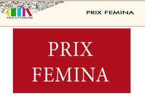Qui sont les finalistes du Prix Femina ?