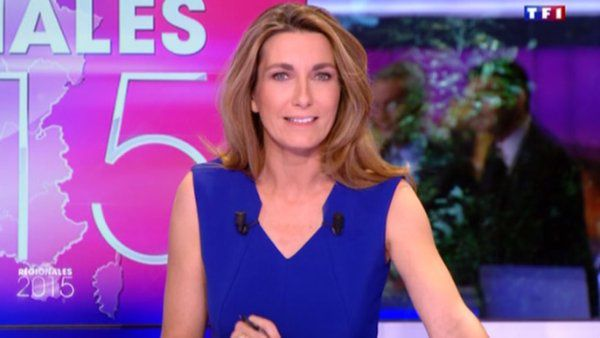 2015 12 06 - #REGIONALES2015 ANNE-CLAIRE COUDRAY sur tf1