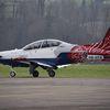 Pilatus PC-21 - Empire Test Pilots' School (ETPS) & QinetiQ society - New sheme 2018