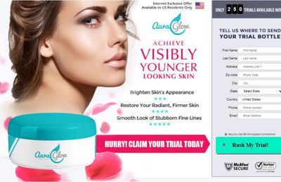 Is Aura Glow Skin Cream Working Without Side Effects