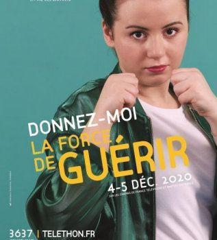 La Mairie d'Orléans mobilisée pour le 34e Téléthon : stand place du Martroi, remise de 12 500€ et appel aux dons