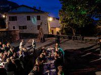 La Mure Argens , fête de la Musique , repas et feu de la St Jean , Association le Riou