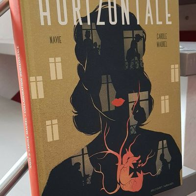 Collaboration horizontale - Carole Maurel / Melle Navie (BD)