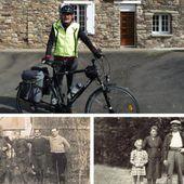 Rannée : Joseph Aulnette de retour vendredi, après 1800 km à vélo. Info - Vitré.maville.com