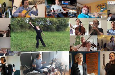 Corona brachte der Sing- und  Musikschule Veitshöchheim einen enormen Schub in Sachen Digitalisierung - Lehrerteam äußerst kreativ