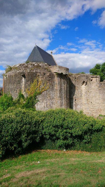 Clisson, entre Moyen-Age et Italie !