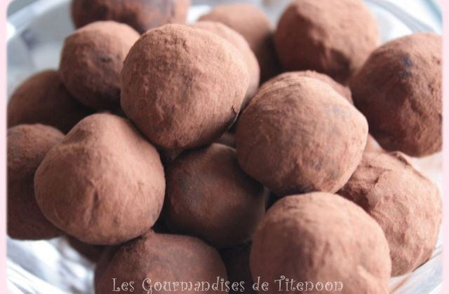 Truffes Gourmandes