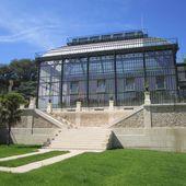 Paris -Le Jardin des plantes - Lankaparc Parcs et Jardins du monde