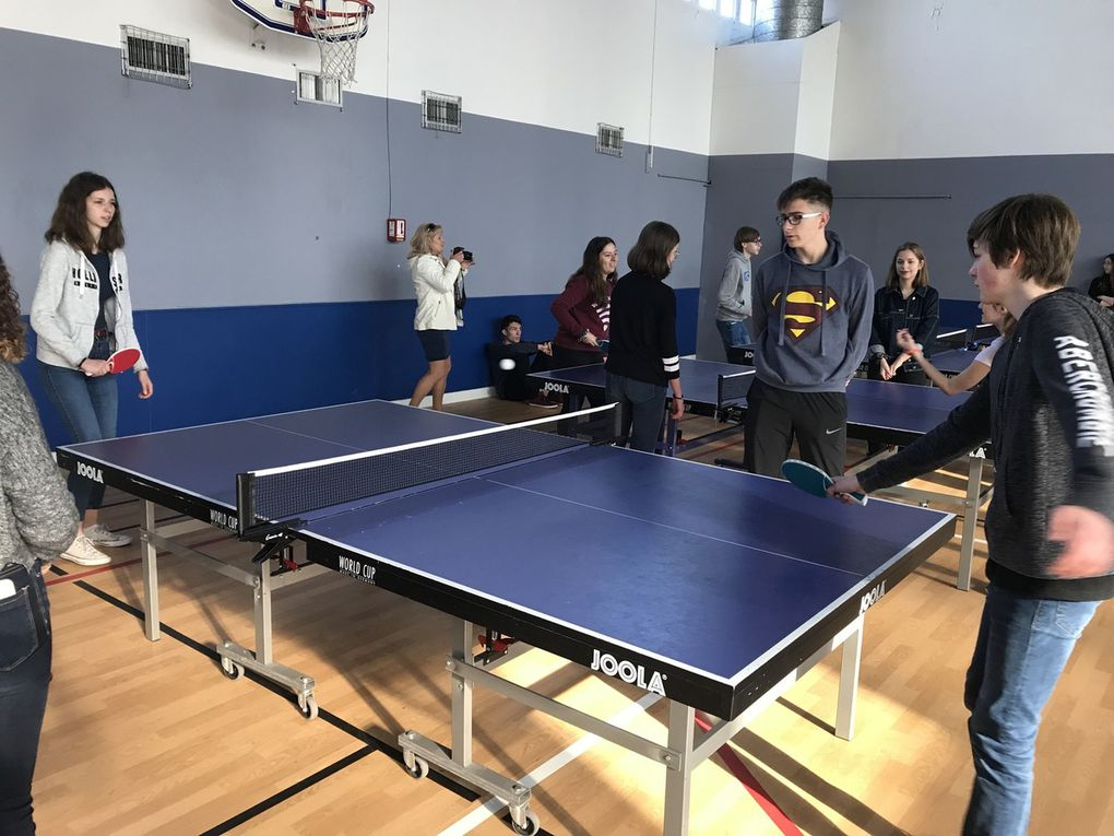SMFR19 HEALTH TENNIS TABLE TOURNAMENT