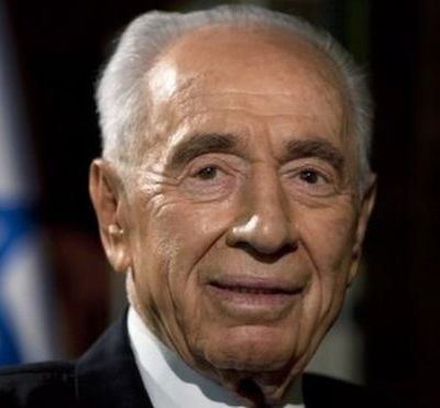 Shimon Peres dead at 93