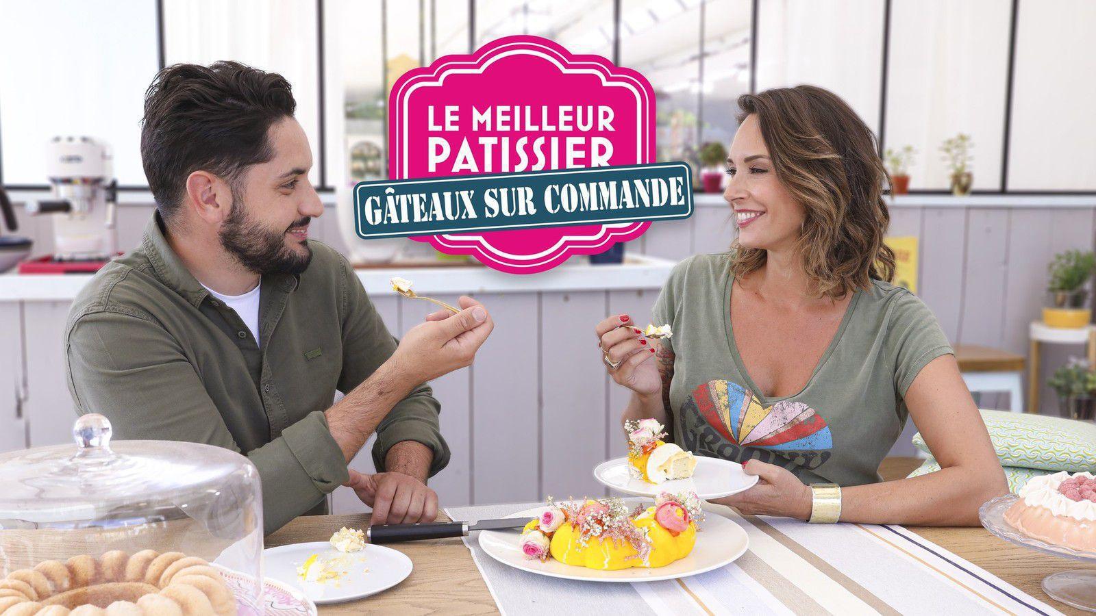 Pascal de la saison 3 affronte Lu-Anh de la saison 8 dans « Le Meilleur Pâtissier : gâteaux sur commande » ce soir sur M6