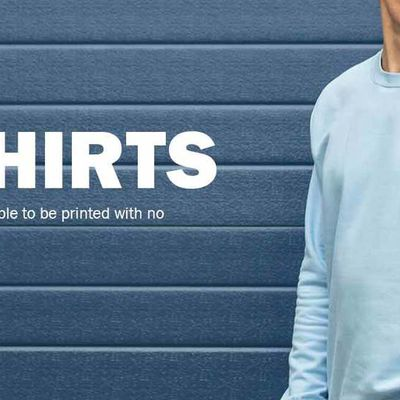 Reasonable shirt printing - magnificent approach to get architect looking shirts!