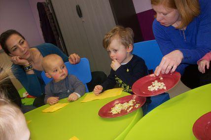 Sud Messin Tout savoir sur l'alimentation du jeune enfant