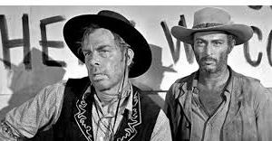 L'homme qui tua Liberty Valance ( The man who shot Liberty Valance )
