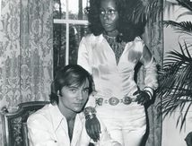 Judy Pace, the mannequin