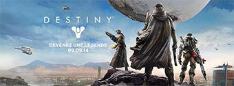 Jeux video: Destiny : extension et MAJ disponibles ! #activision #PS4 #XboxOne