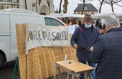 """Le cap des 1000 signatures est franchi pour la pétition à Sanvic """"Sauvons le Val Soleil"""""""