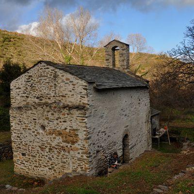 La restauration de la chapelle pré-romane Sant Nazari de Barbadell