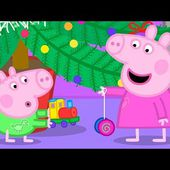 Peppa Pig English Episodes in 4K   Peppa's Christmas Peppa Pig Official