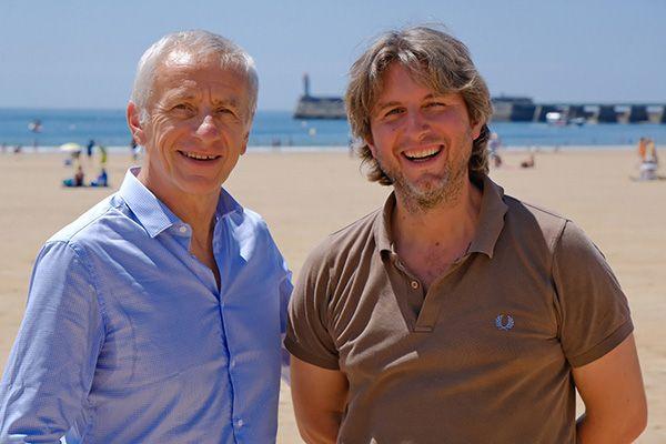 Jean-Christophe Rufin et Alfred de Montesquiou